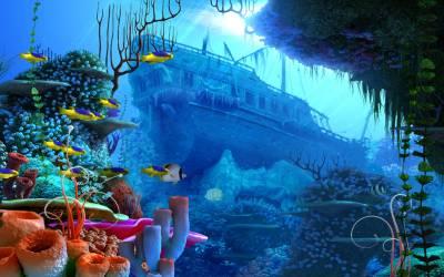 Underwater Wallpapers - Wallpaper Cave