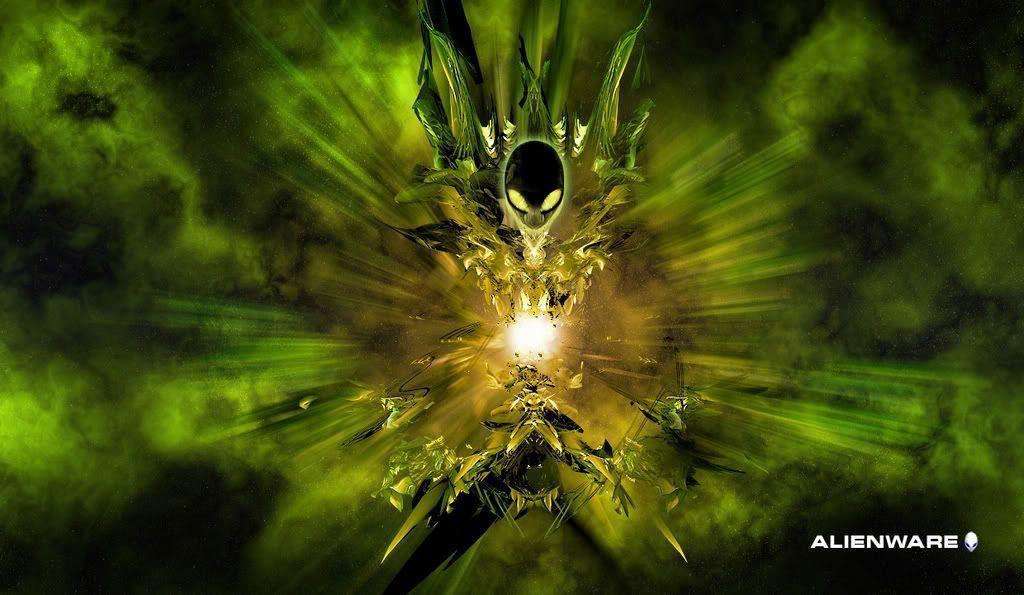 Alienware Logo Hd Wallpaper Green Alienware Wallpapers Wallpaper Cave