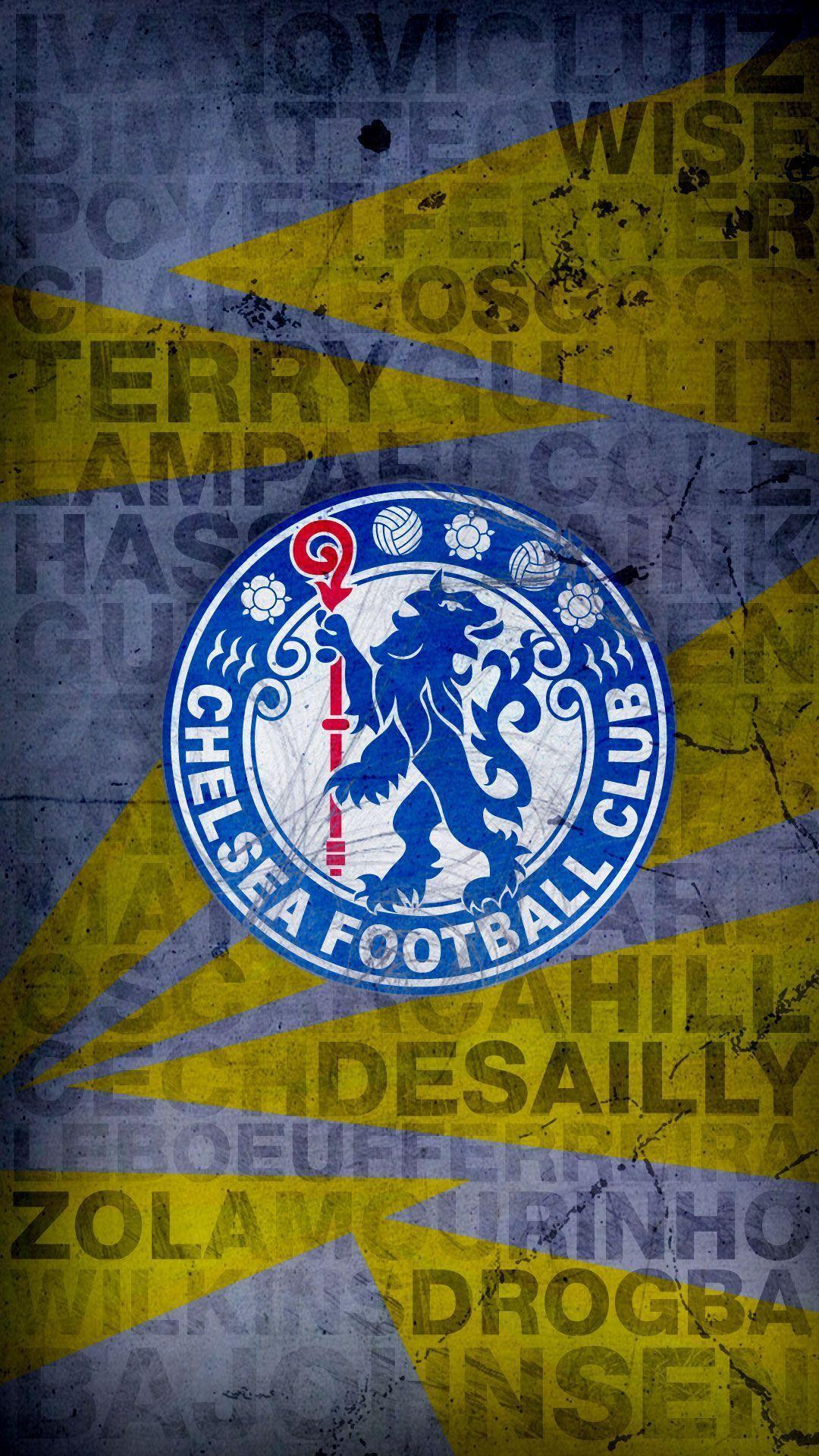 Football Wallpapers Hd For Android Chelsea Logo Wallpapers 2015 Wallpaper Cave