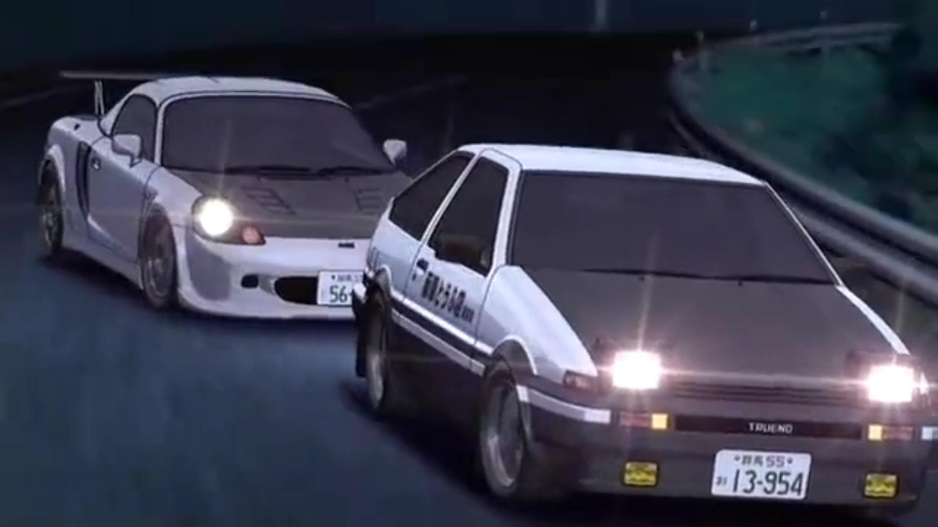 Cool Cars Drifting Wallpapers Hd Wallpapers Initial D Wallpaper Cave