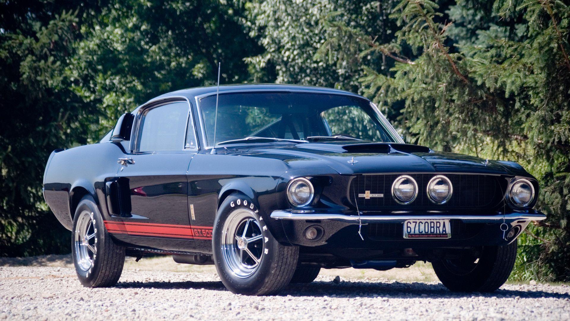 American Muscle Car Desktop Wallpapers 1967 Shelby Gt500 Wallpapers Wallpaper Cave