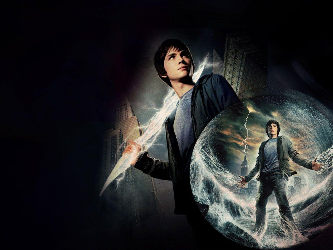 Icd Collections Percy Jackson Wallpapers - Wallpaper Cave