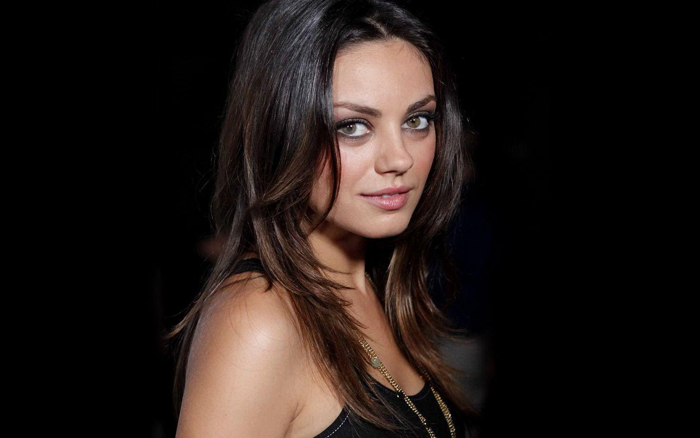 Animals In Suits Wallpaper Mila Kunis Wallpapers Hd Wallpaper Cave
