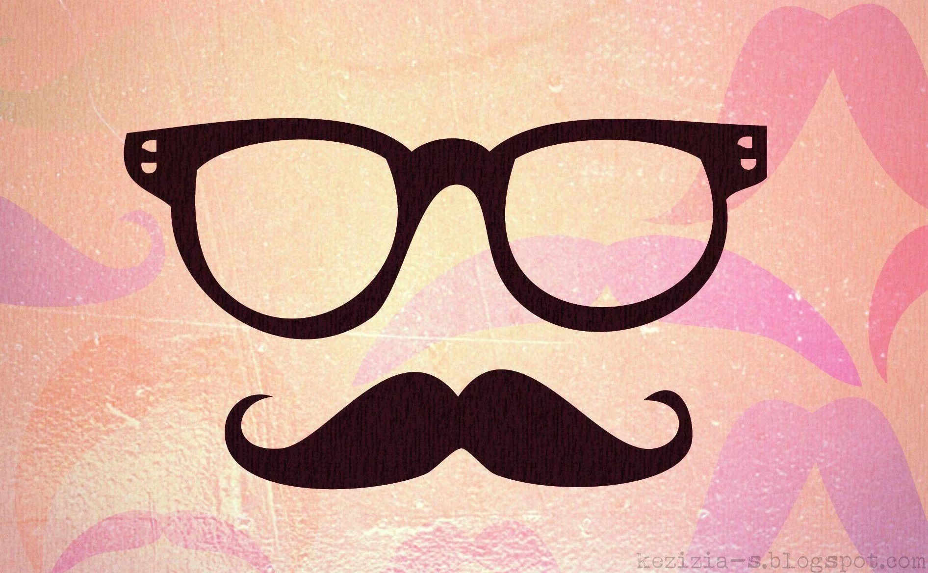 Funny cute wallpapers tumblr mustache high definition wallpaper