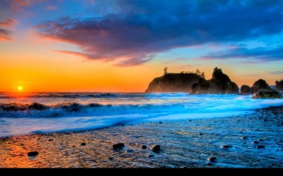 Sunset Beaches Wallpapers - Wallpaper Cave