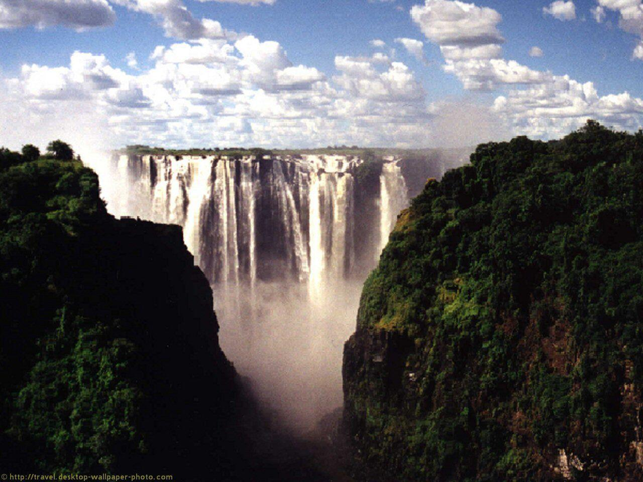 Victoria Falls Hd Wallpaper Victoria Falls Wallpapers Wallpaper Cave