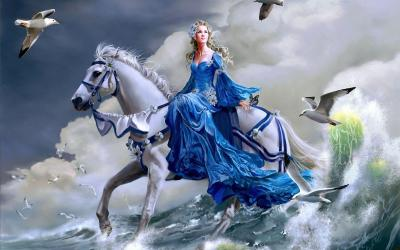 White Horse Wallpapers - Wallpaper Cave