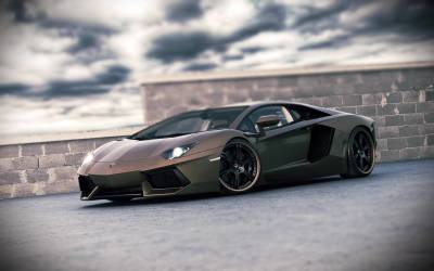 Lamborghini Wallpapers - Wallpaper Cave