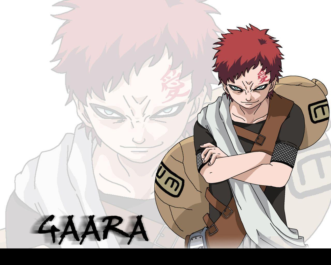 Naruto And Hinata Wallpaper 3d Gaara Wallpapers 3d Wallpaper Cave