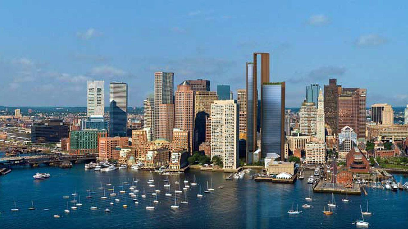 Car Wallpaper App For Android Boston Skyline Wallpapers Wallpaper Cave