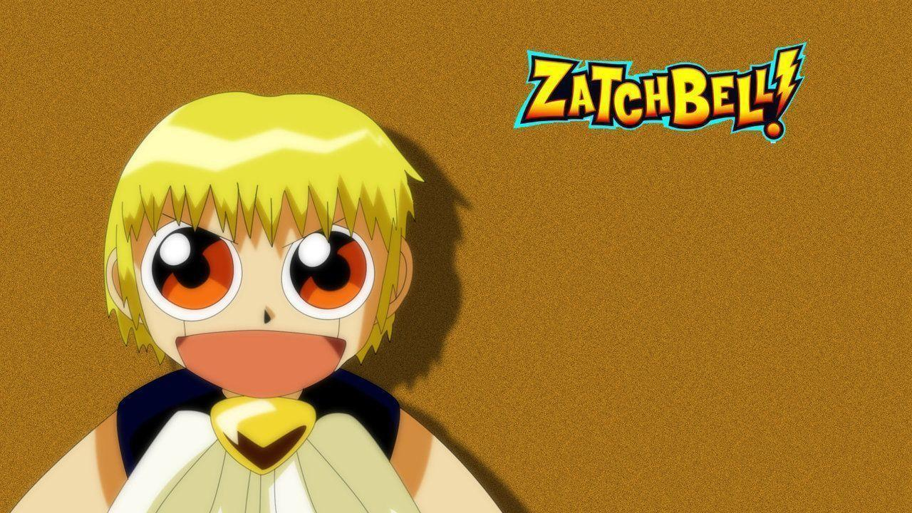 Zatch Bell Wallpaper Hd Zatch Bell Wallpapers Wallpaper Cave
