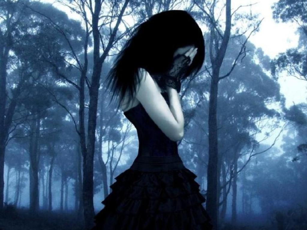 Crying Girl Wallpapers Rain Tears Wallpapers Wallpaper Cave