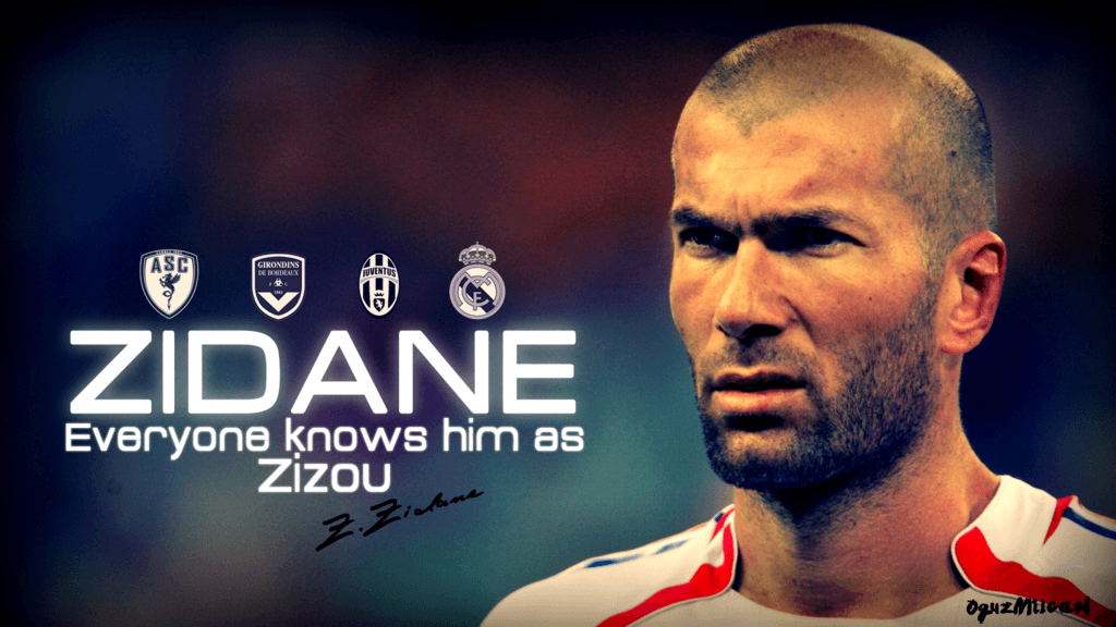 Facebook Wallpaper Quotes From Soccer Players Zidane Wallpapers Wallpaper Cave