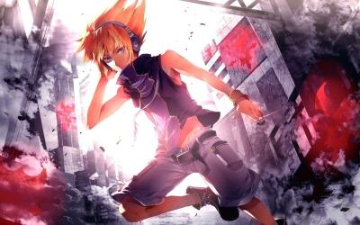 Anime Guy Wallpapers - Wallpaper Cave