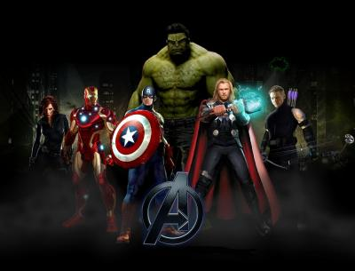 The Avengers Wallpapers HD - Wallpaper Cave