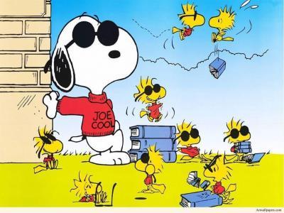 Snoopy Desktop Wallpapers - Wallpaper Cave