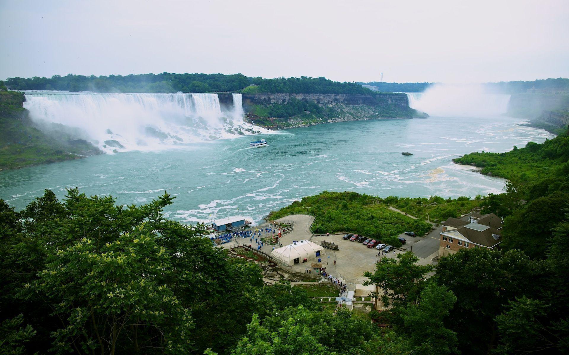 Numa Falls Wallpaper Niagara Falls Backgrounds Wallpaper Cave