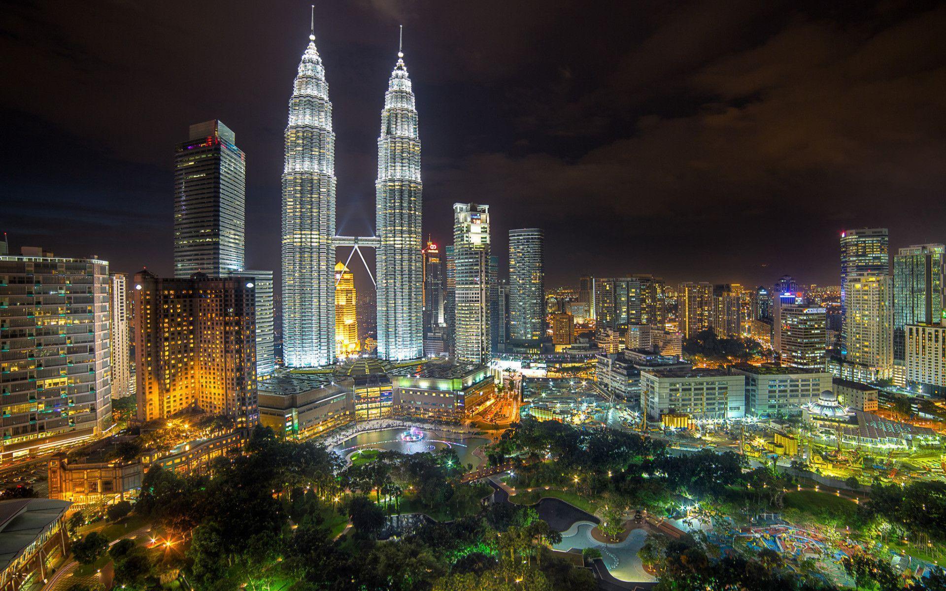 3d Wallpaper Malaysia Petronas Towers Wallpapers Wallpaper Cave