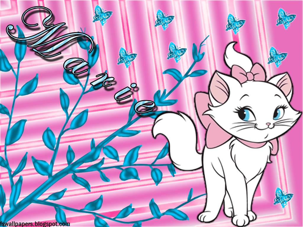 Cute Wallpapers Keep Calm Marie Aristocats Wallpapers Wallpaper Cave