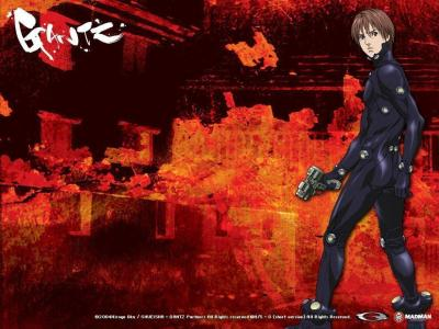 Gantz Wallpapers - Wallpaper Cave