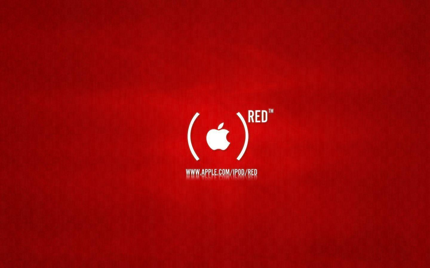 Iphone Product Red Wallpaper Red Apple Logo Wallpapers Wallpaper Cave