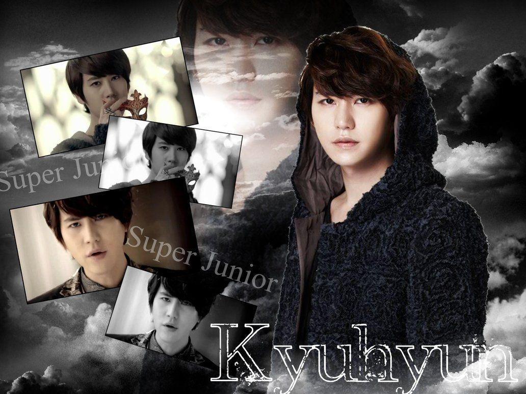 Kyuhyun Cute Wallpaper Kyuhyun Super Junior Wallpapers Wallpaper Cave