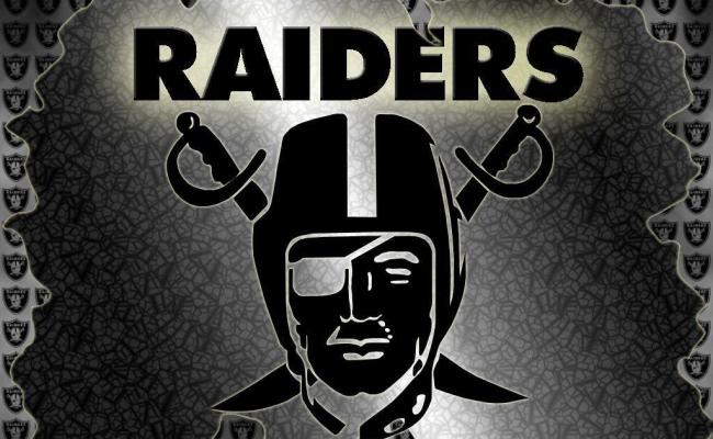Oakland Raiders Logo Wallpapers Wallpaper Cave