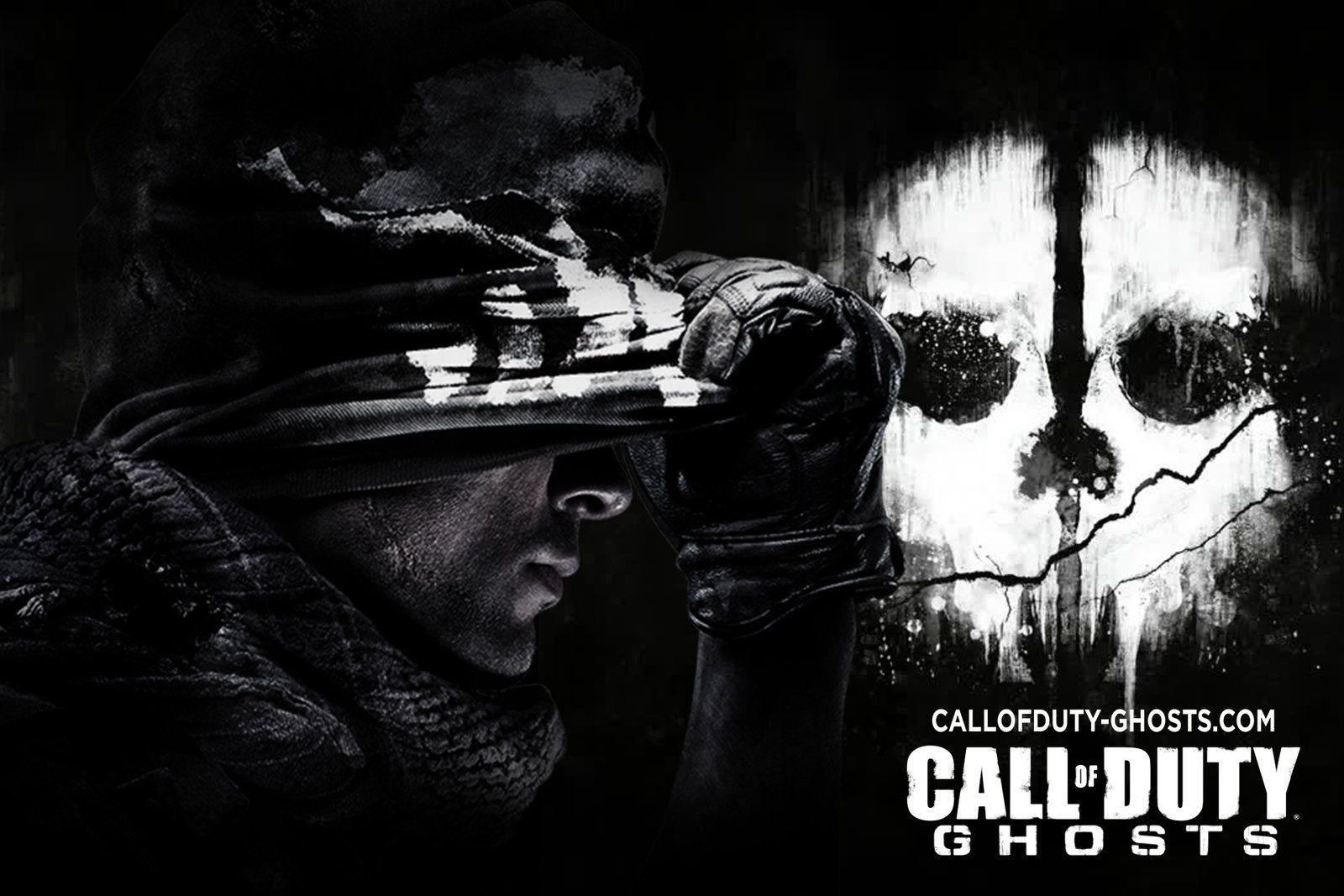 Mw2 Ghost Wallpaper Hd Call Of Duty Ghosts Wallpapers Wallpaper Cave