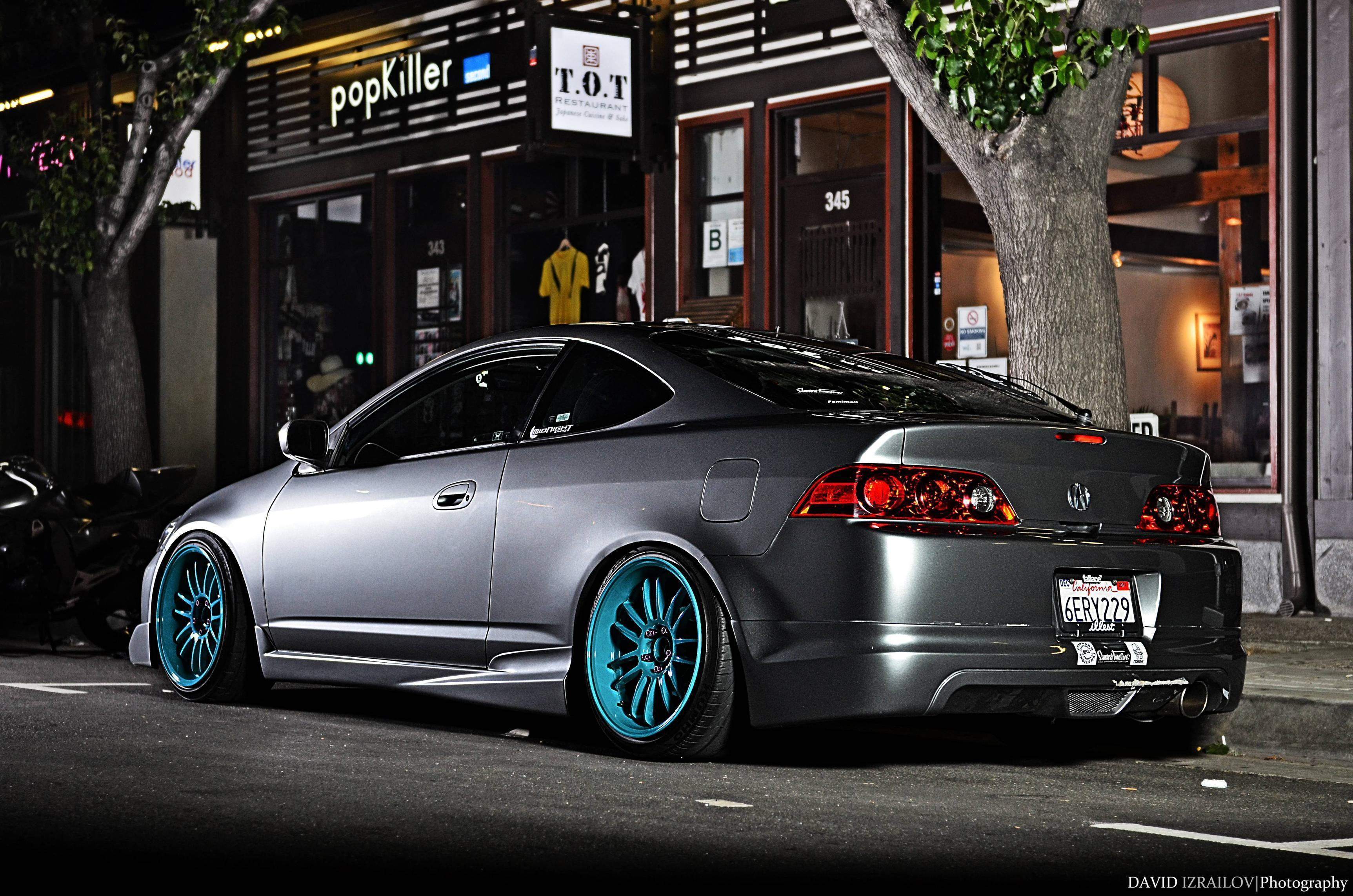 Hd Jdm Car Wallpapers Acura Rsx Wallpapers Wallpaper Cave