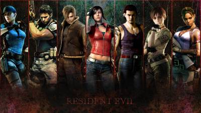 Resident Evil Wallpapers - Wallpaper Cave