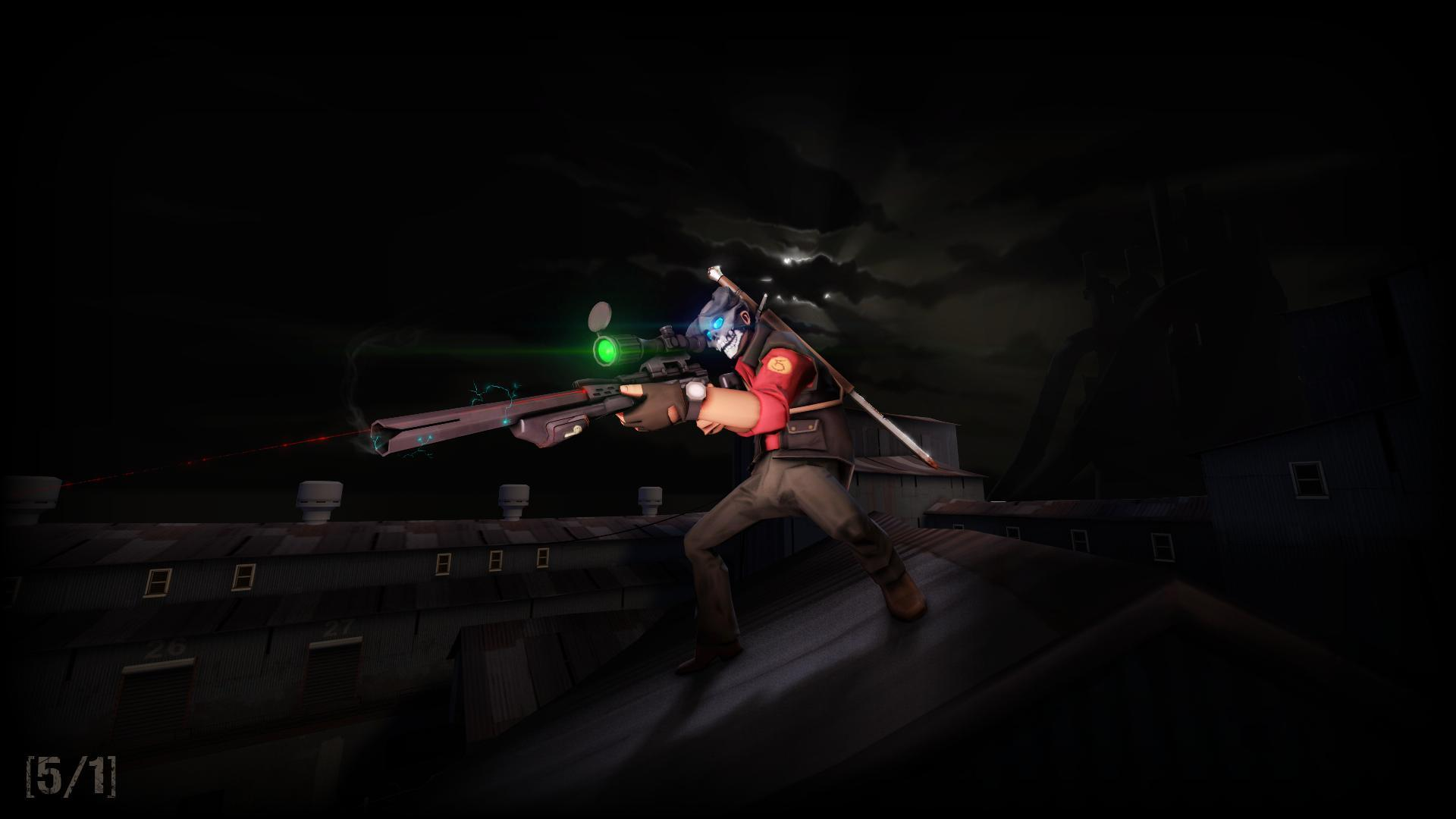 Awesome Wallpapers Girl Sniper Team Fortress 2 Soldier Wallpapers Wallpaper Cave