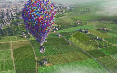 Pixar Up Wallpapers - Wallpaper Cave