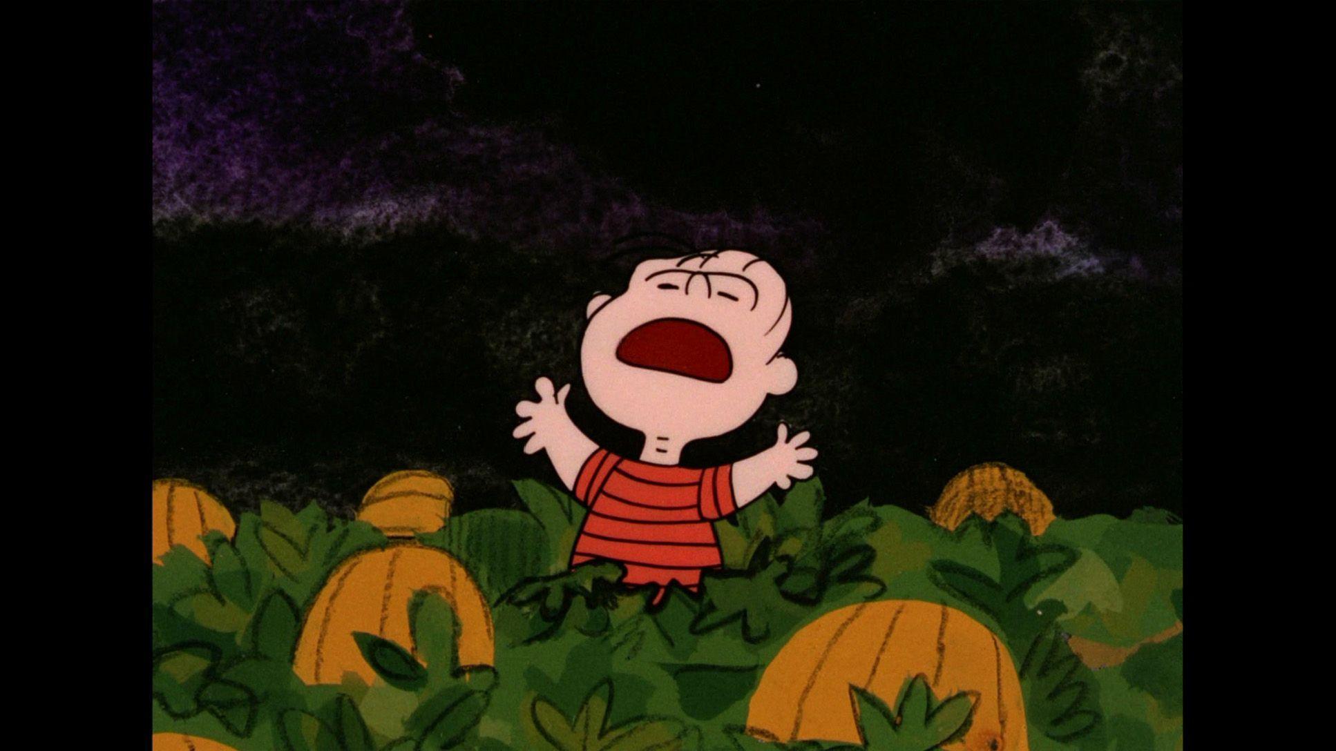 Peanuts Wallpaper Fall Great Pumpkin Charlie Brown Wallpapers Wallpaper Cave