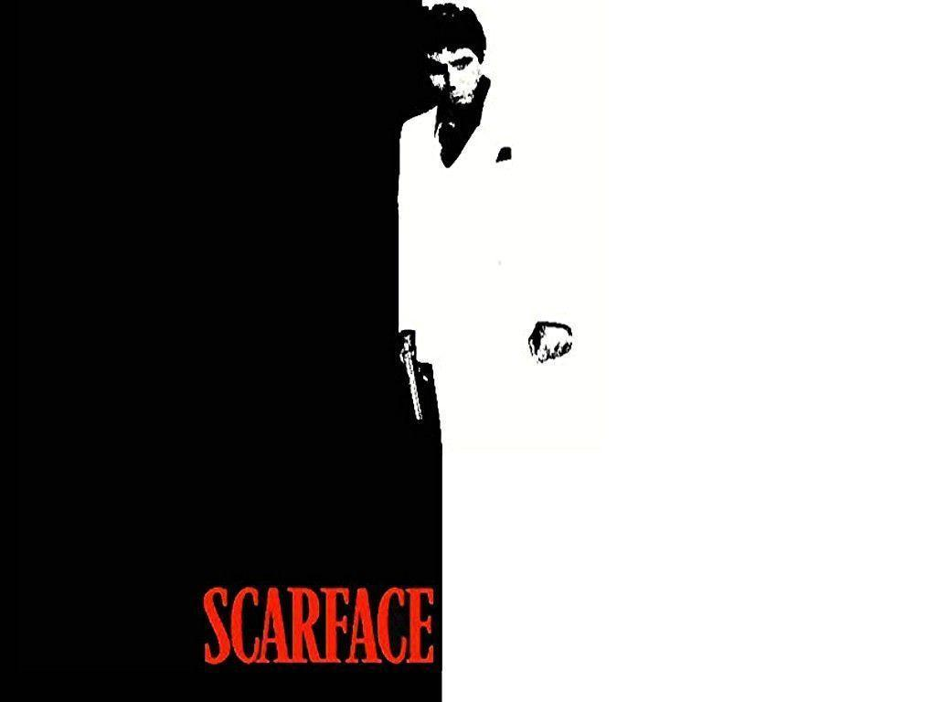 Pokemon Wallpaper Black And White Scarface Wallpapers Hd Wallpaper Cave