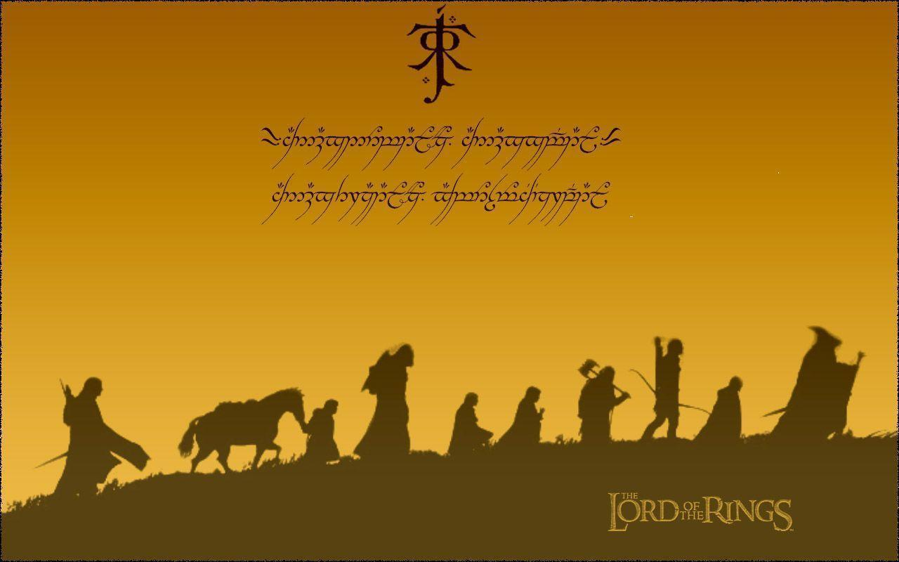 Desktop Wallpaper Tolkien Quote Lord Of The Rings Wallpapers Wallpaper Cave