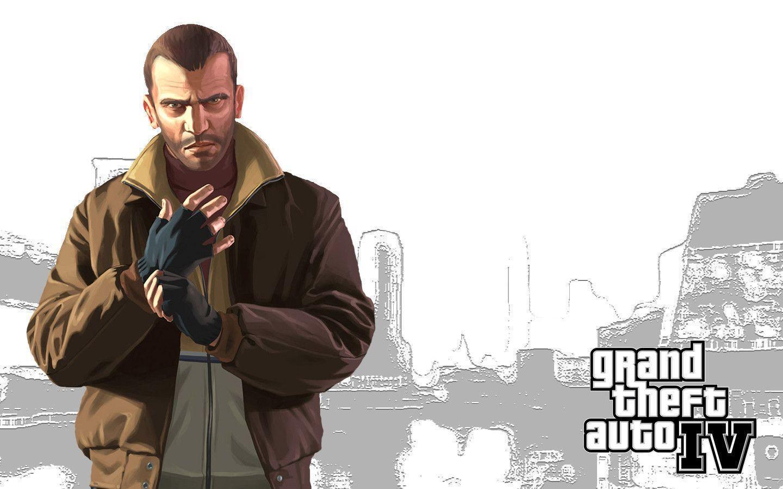 Grand Theft Auto Wallpaper Girl Gta 4 Wallpapers Wallpaper Cave