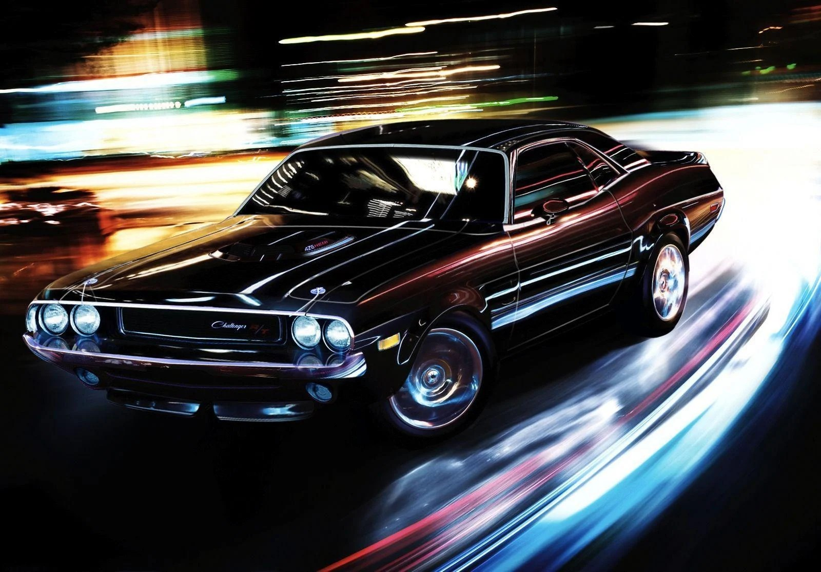 Fast Car Wallpaper Cave Dodge Challenger Wallpapers Wallpaper Cave