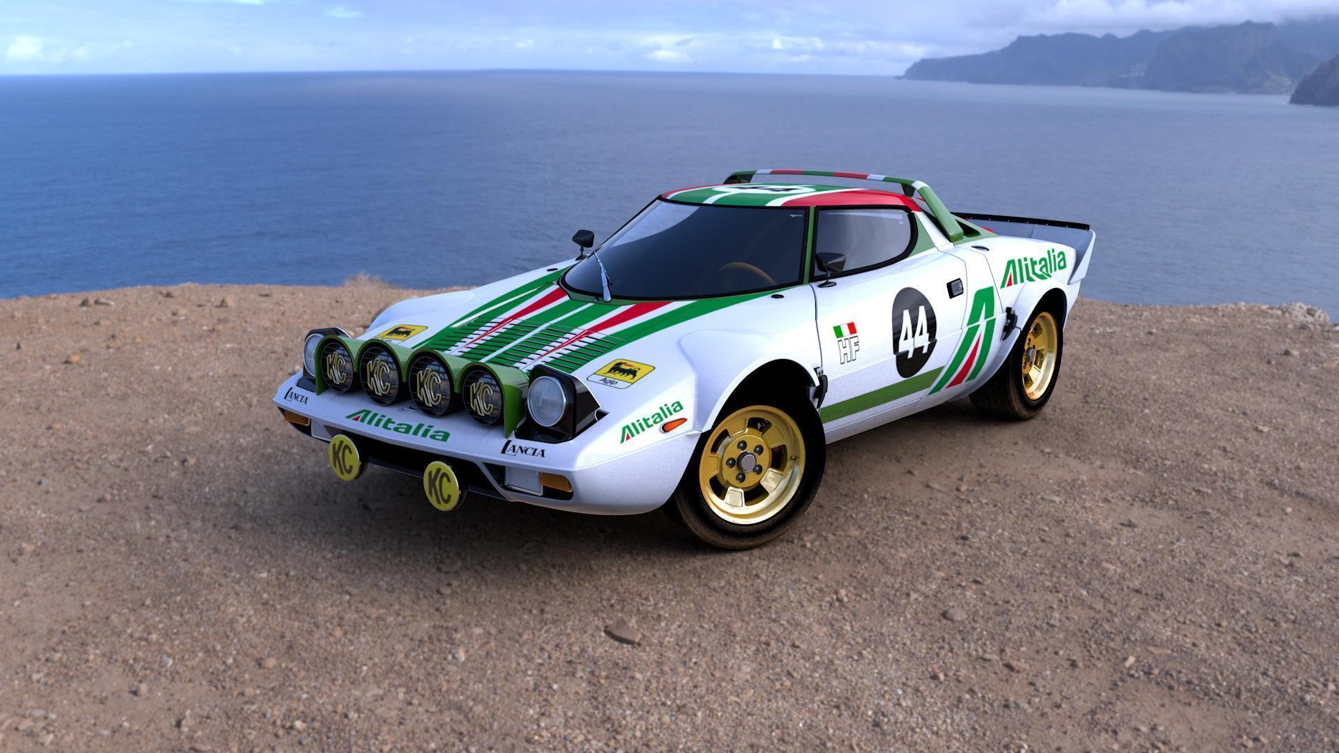 Group B Rally Cars Wallpapers Lancia Stratos Wallpapers Wallpaper Cave