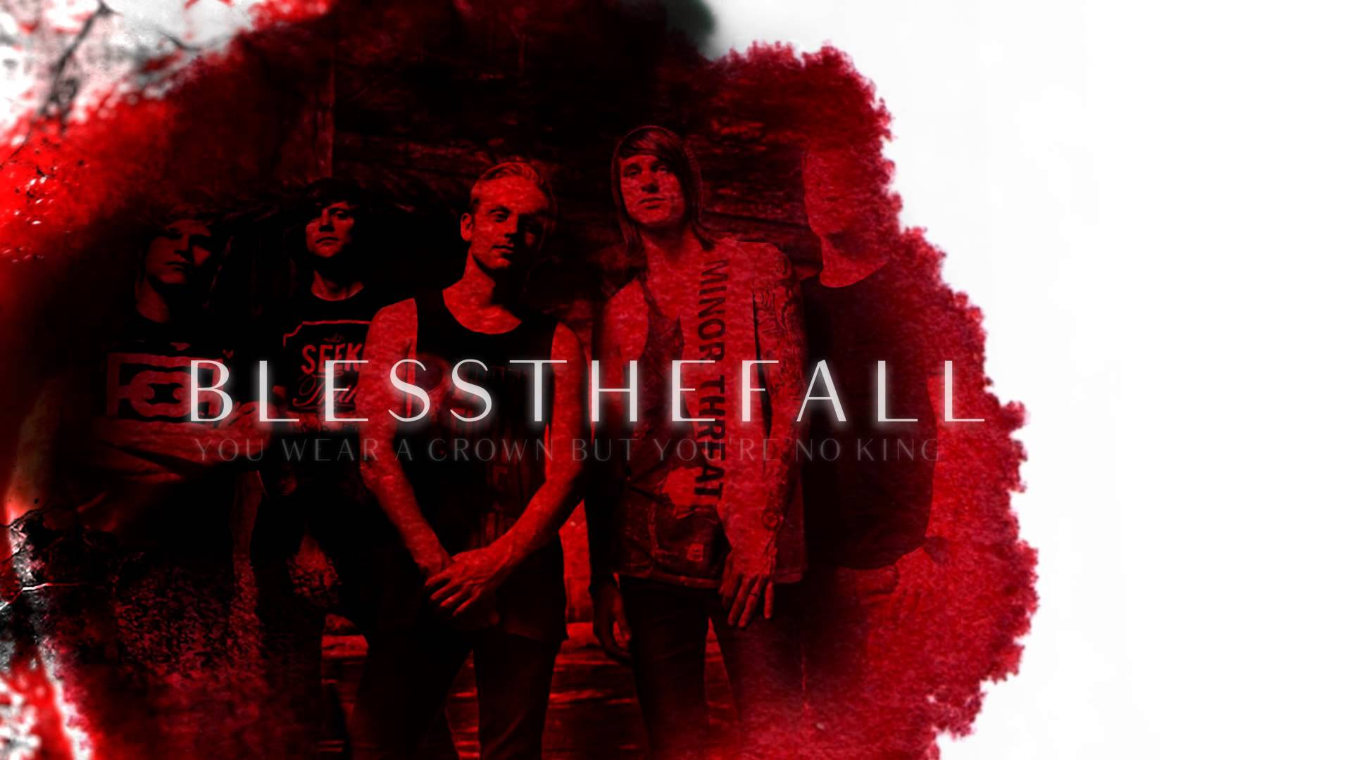 Awesome Fall Wallpapers Blessthefall Wallpapers Wallpaper Cave