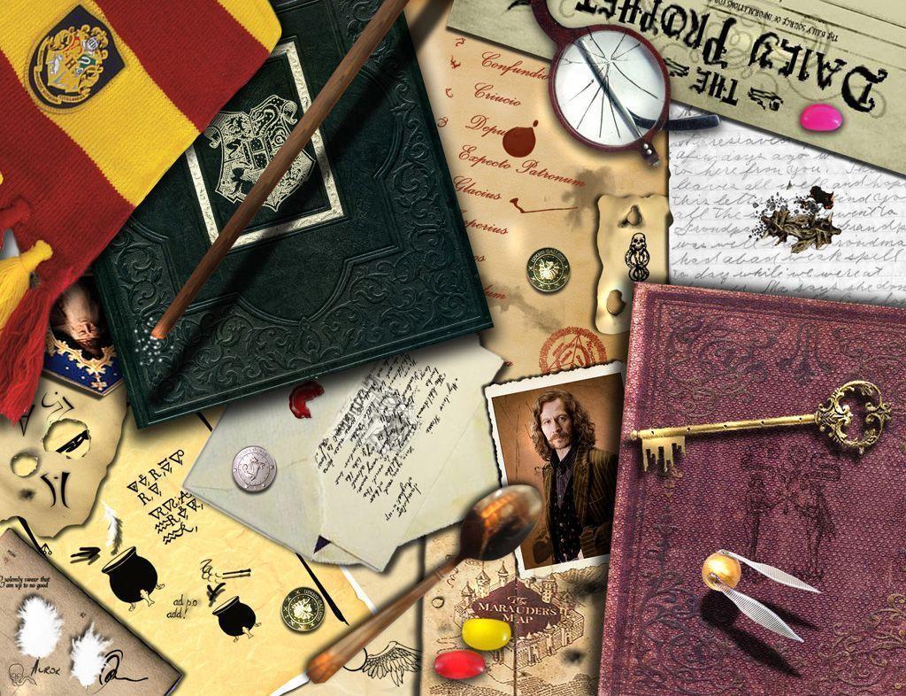 Harry Potter Desktop Backgrounds Wallpaper Cave
