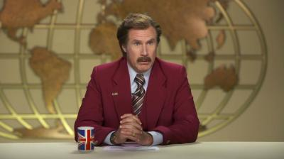 Ron Burgundy Wallpapers - Wallpaper Cave