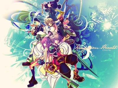 Kingdom Hearts HD Wallpapers - Wallpaper Cave