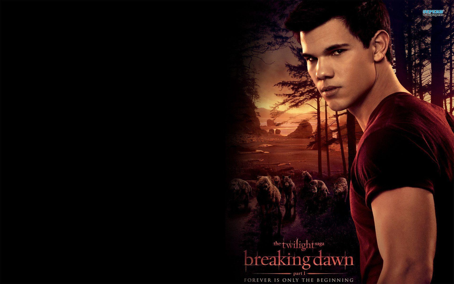 Twilight Breaking Dawn Part 2 Wallpaper Hd Twilight Jacob Black Wallpapers Wallpaper Cave