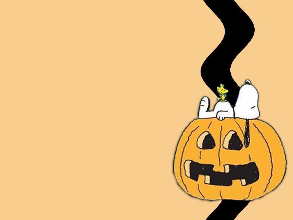 Charlie Brown Fall Wallpaper Snoopy Halloween Wallpapers Wallpaper Cave