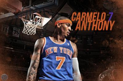 Carmelo Anthony Wallpapers 2015 HD - Wallpaper Cave