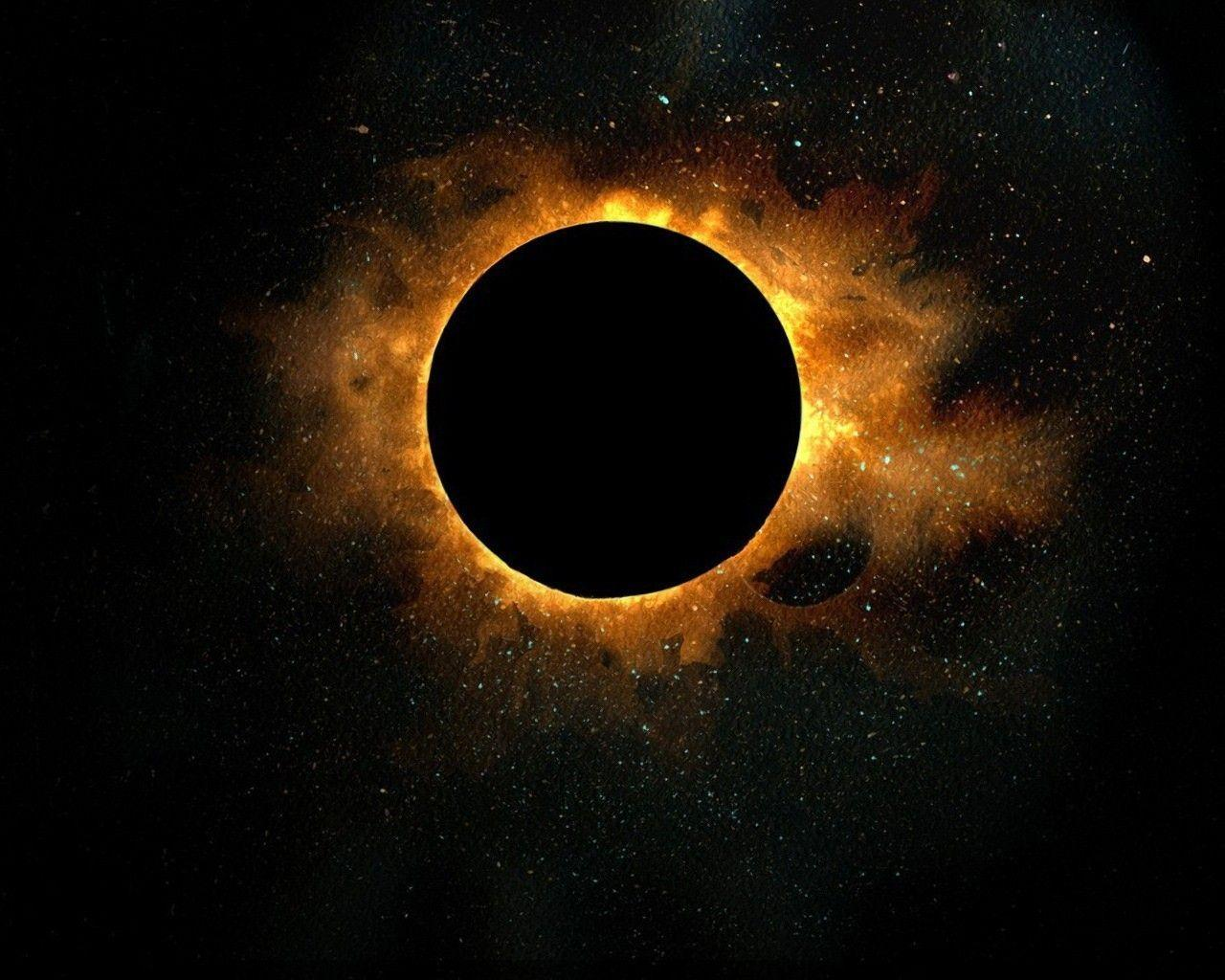 Sol A Clipser Solar Eclipse Wallpapers Wallpaper Cave
