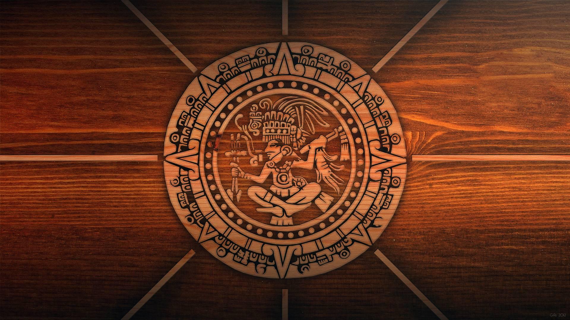 Best 3d Wallpaper Download App Aztec Calendar Wallpapers Wallpaper Cave