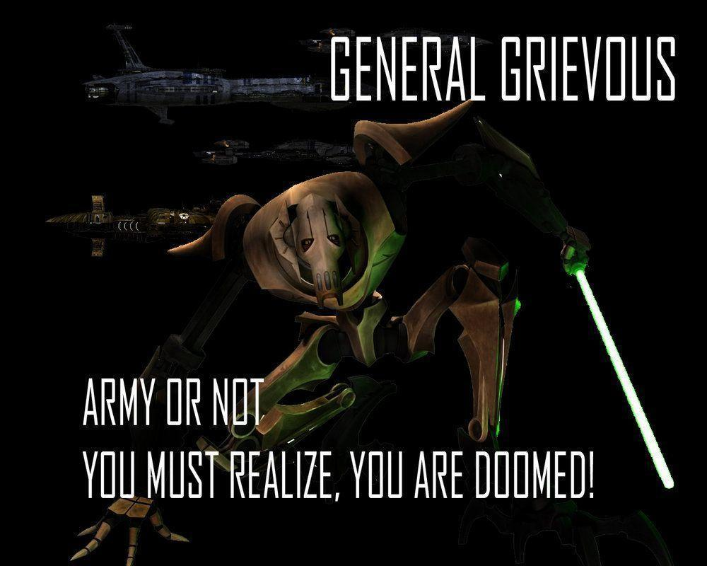 Bane Quotes Wallpapers General Grievous Wallpapers Wallpaper Cave