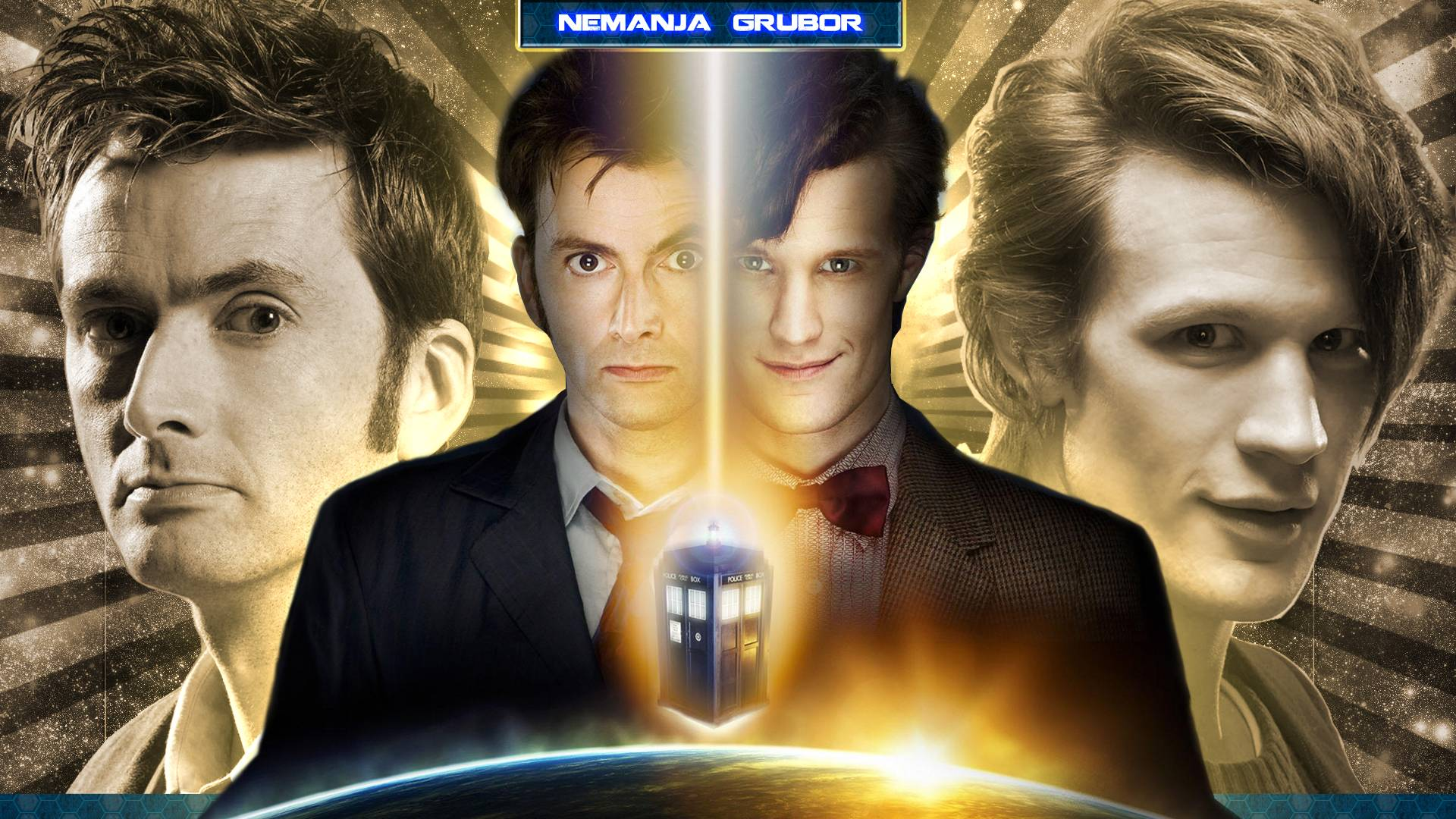 Doctor Who Th Doctor Wallpapers