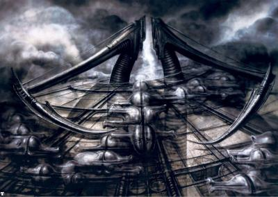 Giger Wallpapers - Wallpaper Cave